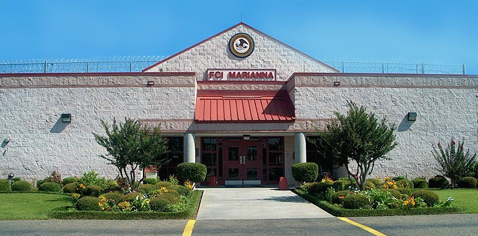 photo of fci marianna federal bureau of prisons