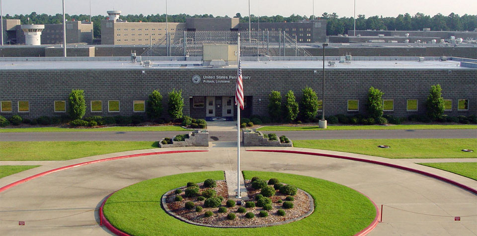 USP POLLOCK | Inmate Releases