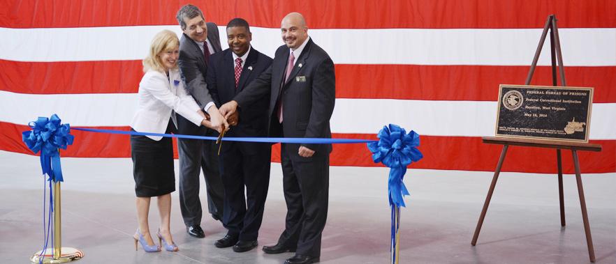 BOP: FCI Hazelton Becomes 120th Bureau of Prisons Facility